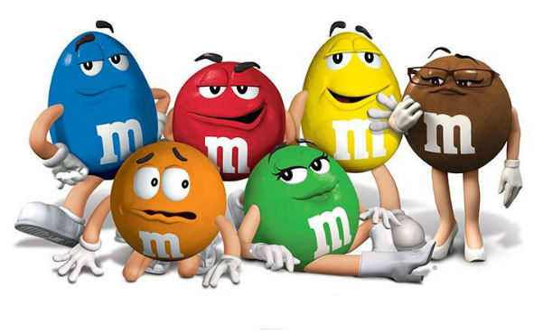Win an M&M's Variety Pack