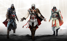 Assassin's Creed The Ezio Collection for PlayStation 4