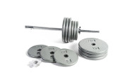CAP Barbell Standard 1-Inch Weight Set