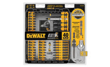 DEWALT FlexTorq 40-Piece Screw Driving Set
