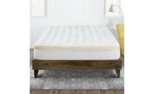 Double Thick Mattress Pad