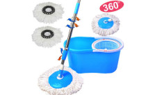 Easy Clean Spin Mop with Bucket Wringer
