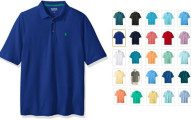 IZOD Men's Big and Tall Advantage Performance Polo
