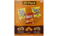 Keebler Cookie and Cheez-It Variety Pack