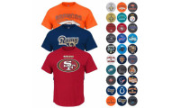 Majestic Men's NFL Teams T-Shirt Collection