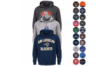 Majestic NFL Hoodie Collection for Men