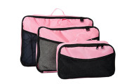 Next Stop 3pc Packing Cubes Travel Organizers