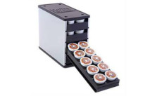 Youcopia Coffee Stack Organizer - 40 Count