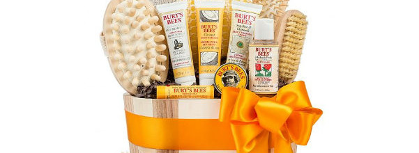 Win a Burt's Bees Spa Gift Basket