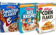 $1.00 off any TWO Kelloggs Cereals