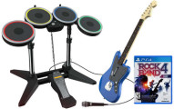 Rock Band Rivals Band Kit