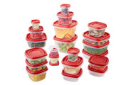 Rubbermaid 42-piece storage container set
