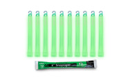 Cyalume SnapLight Green Glow Sticks