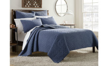 Kennedy Quilt Mini Set and Euro Sham