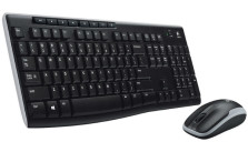 Logitech MK270 Wireless Keyboard/Mouse Combo