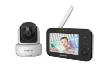 Samsung Brilliant View Baby Monitoring System