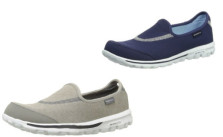 Skechers Womens Go Walk Slip-On Walking Shoe