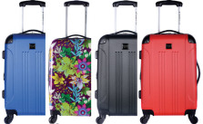 Travelers Club Luggage Charlott 20 Carry-On