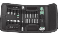 Wera Tools 26 Pc Zyklop Ratchet Socket and Bit Set
