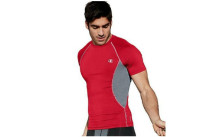 Champion Gear Men's Compression Short-Sleeve T Shirt