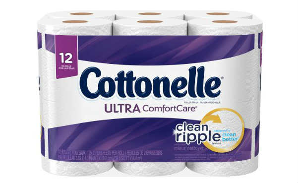 Win an Cottonelle Toilet Paper