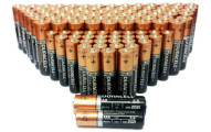 Win a 100-pack of Duracell Batteries