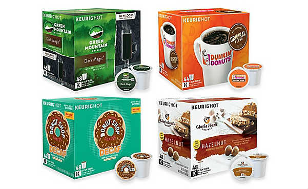 Select K-Cup Packs