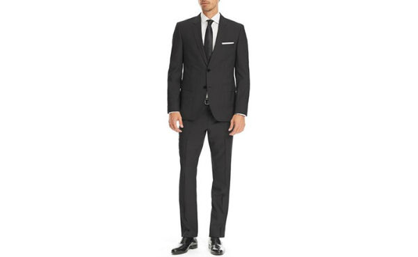 Uomo Man Men's Classic Fit 2pc Suit
