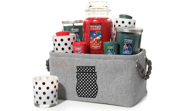Win a Yankee Candle Gift Set