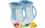 2 pc Infuser Filter Pitchers