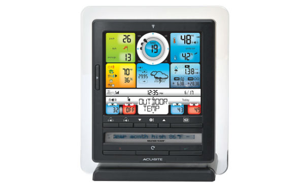 AcuRite Pro Color Weather Station with 5-in-1 Sensor