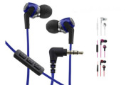 Audio-Technica SonicFuel In-Ear Headphones with Mic & Volume Control