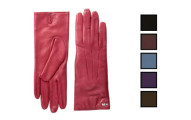 COACH Leather Basic Women's Gloves