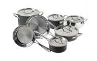 Cuisinart 12-Piece Clad Induction Cookware Set