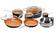 Gotham Steel Kitchen Cookware Set