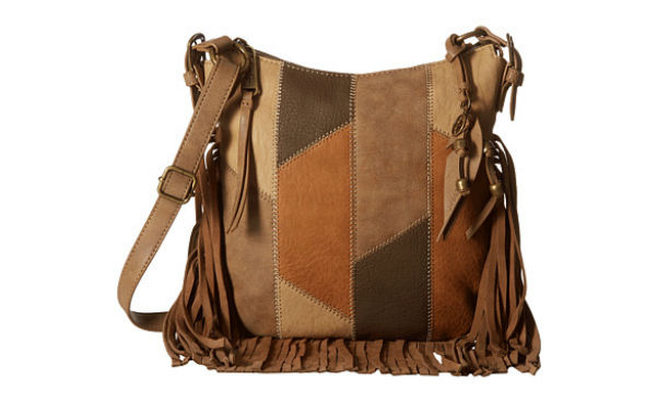 Jessica Simpson Delilah Patchwork Crossbody Bag