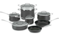 Cuisinart 13-Piece Contour Hard Anodized Set