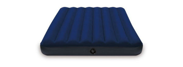 "Intex Full 8.75"" Classic Downy Inflatable Airbed Mattress"