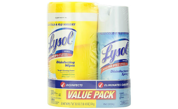 Win a Lysol Value Pack
