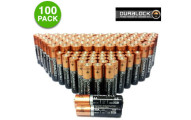 Win a 100-pack of Duracell AAA Batteries