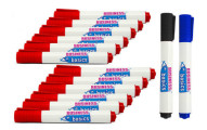 12-Pack Dry Erase Markers