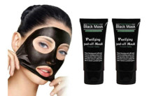 Deep Cleansing Purifying Charcoal Peel-Off Facial Mask