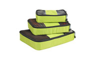 Hynes Eagle Travel Packing Cubes 3 Piece Value Set