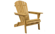Outdoor Adirondack Wooden Foldable Chair