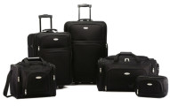 Samsonite Nobscot 5 Piece Set Luggage