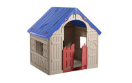 The WonderFold Keter Children's Folding Playhouse