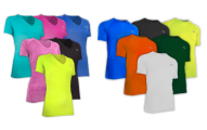 Under Armour T-shirt Fitness 3-pack