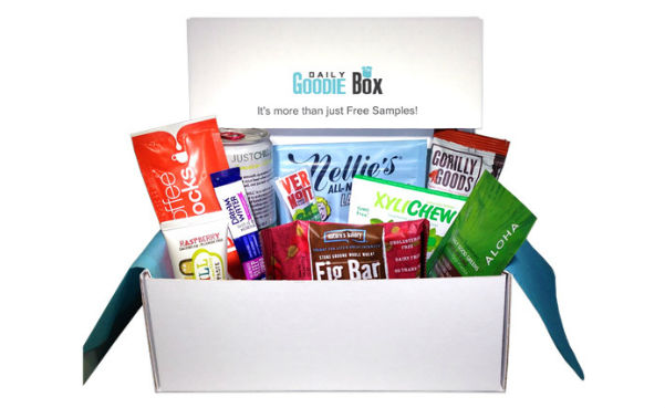 Free Goodie Boxes