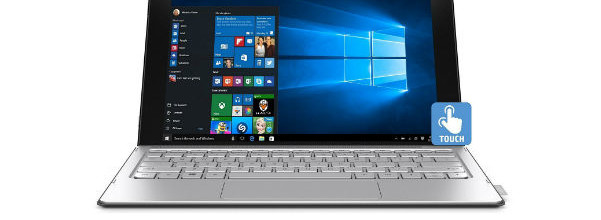 HP Spectre Detachable Touch Laptop
