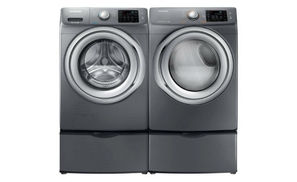 Win a Samsung Washer & Dryer Combo